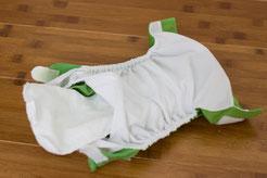 face interne d'une couche lavable TE1 à poche