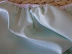 aspect d'une culotte de protection en PUL pour couches lavables