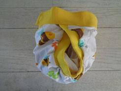 couche lavable te3 hybride gladbaby poche hamac