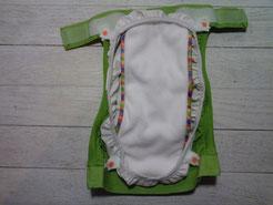 insert newborn monpetitou dans couche gDiapers