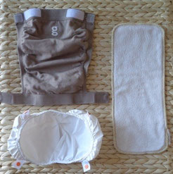 couche lavable TE3 hamac gDiapers