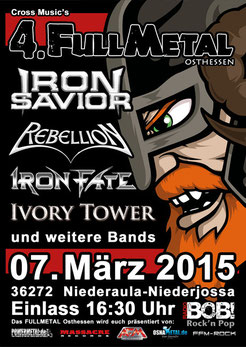 FULL METAL Osthessen 2015