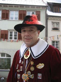 Jörg Scharmentke, Zeremonienmeister