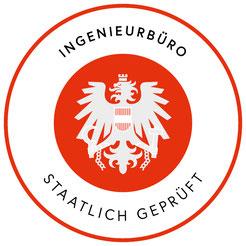 Staatlich Geprüft Logo