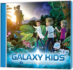 CD Cover Galaxy Kids 7