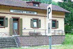 Lausheim-Blumegg, 15.-18.06.2015