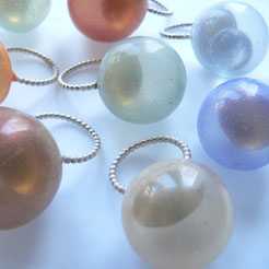 Marian Sturkenboom rings