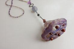 Marian Sturkenboom necklace rubber