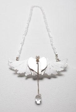 wing; acrylate quarts tyvek silver