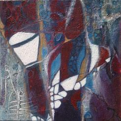 Skurrile Gedankenwelt II | 2011 | 40 x 40