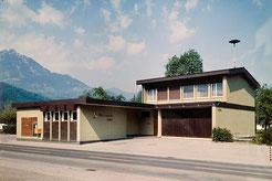 altes Gerätehaus in Schlins