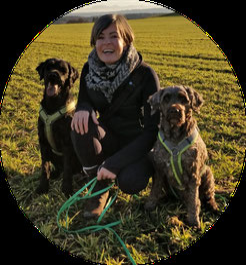 Carolin Hoffmann, Hundeschule nicht-nur-hund.de