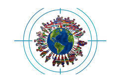 Weltkugel Expats