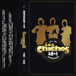 40+1 aniversario  1973 - 1989   LOS CHCHOS