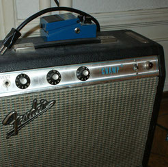 FENDER SF CHAMP WEBER SPEAKER