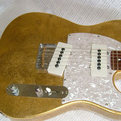 FENDER WILL RAY TELE