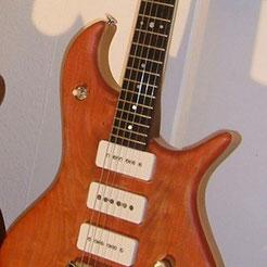 guitarfritz` FORMENTERA DOTTIE