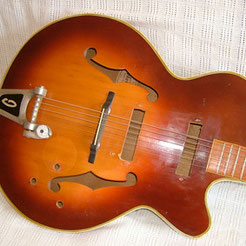 IBANEZ 425 - VINTAGE FROM 1965