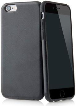 iPhone 6/6s Plus Hülle aus Kunstleder
