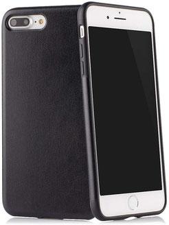 iPhone 7/8 Plus Hülle aus Kunstleder