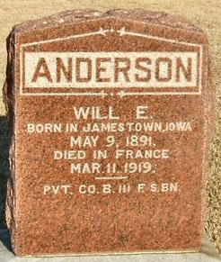 Tombe de Will - Will's grave - FindaGrave.com