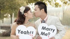 結婚ビザ、配偶者ビザを取って夫婦で暮らそう