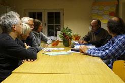 Gruppenabend im Kollhost - Foto: B. Berthold