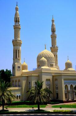 Die Jumeirah Moschee