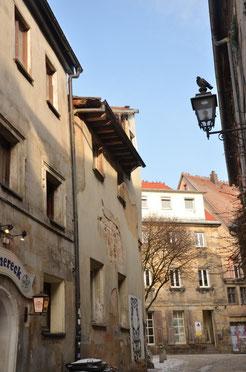 Blick von der von-Römer-Straße
