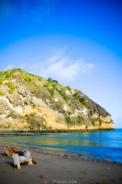 plage de Moya