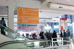 Messe Frankfurt 2017 Paperworld mit Creativworld