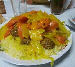 couscous-Chefchaouen