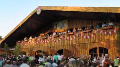 100 Jahre Hofer Volksfest 2012