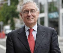 Vorsitzender Heinrich Rungelrath (Foto: WZ Krefeld, Andreas Bischof)