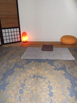 la relaxation coréenne, massage-bien-être par décontraction musculaire et nerveuse.