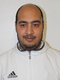Cheftrainer Akram Ben - Henda