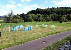Bubble Ball Event Bubbleball Aktionsangebot günstig spielen