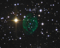 Planetarische Nebel Abell