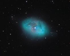 Planetarische Nebel NGC