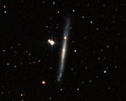Superthin Galaxien ESO IC MCG