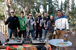 copa cannabis cataluña sud 2015, Big Mamut mejor variedad indica cccs 2015