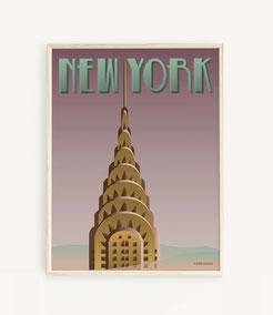 New York Poster