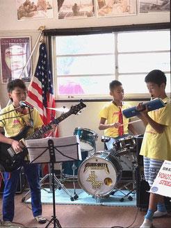 日米友好祭ライブ@福生アメリカンハウス 2017/9/17