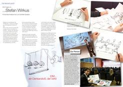TQG_DiALOG-DasMagazin stefan Wirkus berichtet über seine Arbeit