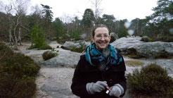 Rocks & trees, Fontainebleau, France