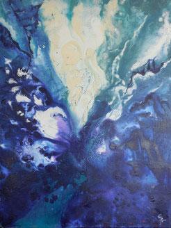 Galamos Rita Explosion  Dekorativmalerei Feldkirch  Malerin Vorarlberg Ungarische Designerin  Hungarian Painting