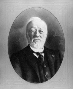 Comte Ferdinand-François de Meeûs