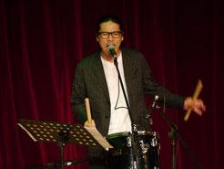 Kazuki Kunihiro in Kuching