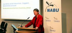 Bundesumweltministerin Dr. Barbara Hendricks