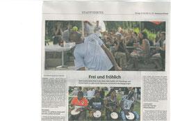 Freimann kann - Kulturfestival  - Juli 2016